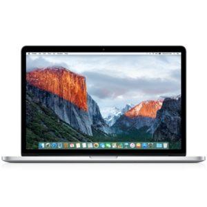 Macbook pro skjerm bytte