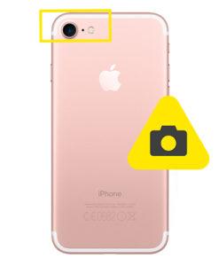 iPhone 7 bak kamera reparasjon