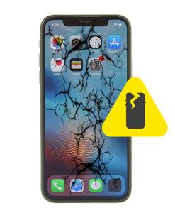 iPhone 10 skjerm reparasjon