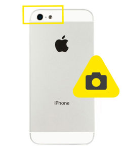 iPhone 5 bak kamera reparasjon
