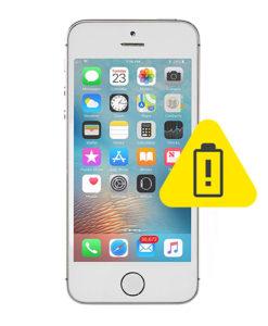 iPhone 5 batteri skifte