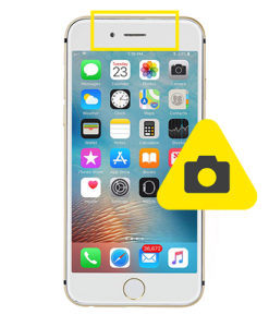 iPhone 6 plus front kamera reparasjon
