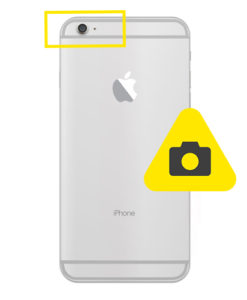 iPhone 6S bak kamera reparasjon