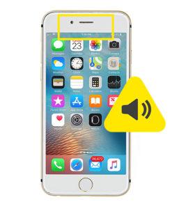 iPhone 7 øre høyttaler reparasjon