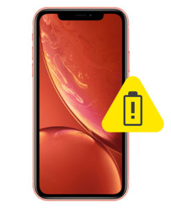iPhone XR batteri skifte