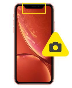 iPhone XR front kamera reparasjon