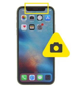 iPhone XS front kamera reparasjon