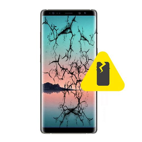 Samsung Galaxy S8 skjerm reparasjon Drop in og innsending