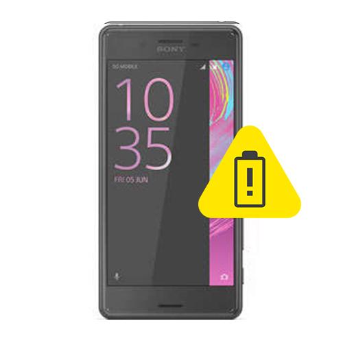 Sony xperia Z5 batteri skifte Drop in og innsending